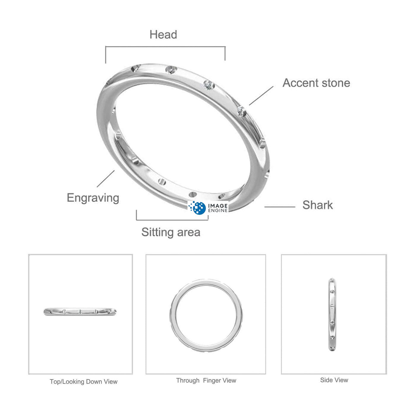Droplet Ring Diagram and Specifications