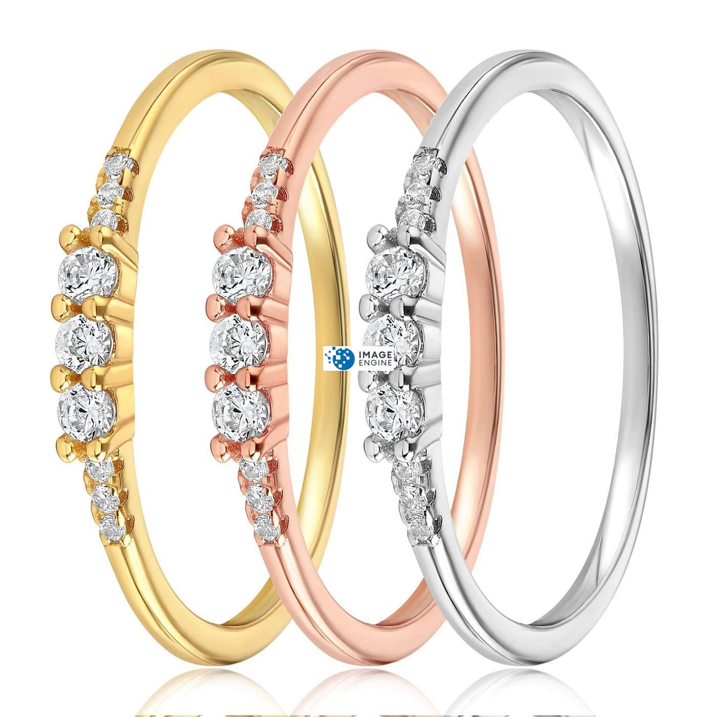Emie Ring - Side by Side - Collection
