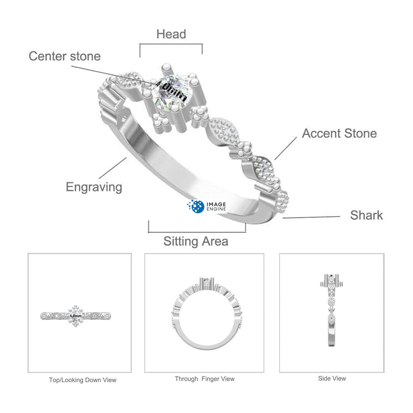 Garen Ring Diagram and Specifications