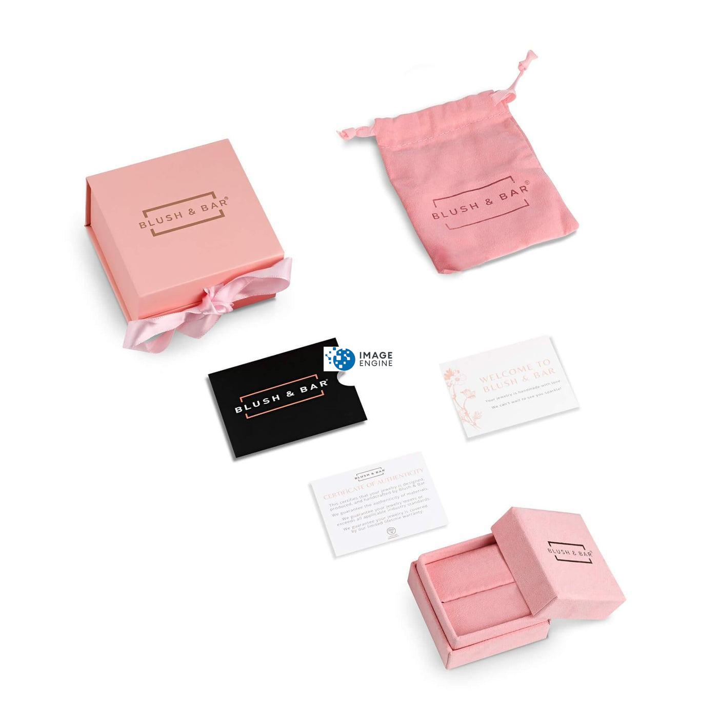 Sophia Snowflake Ring - Luxury Packaging w Grosgrain Ribbon